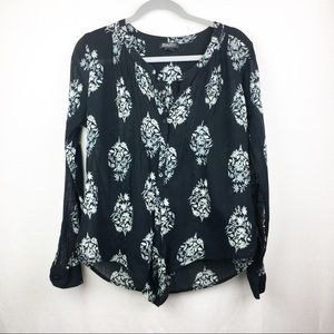 Lucky Brand Tops - 3/$25 Lucky Brand| Floral Long Sleeve Top